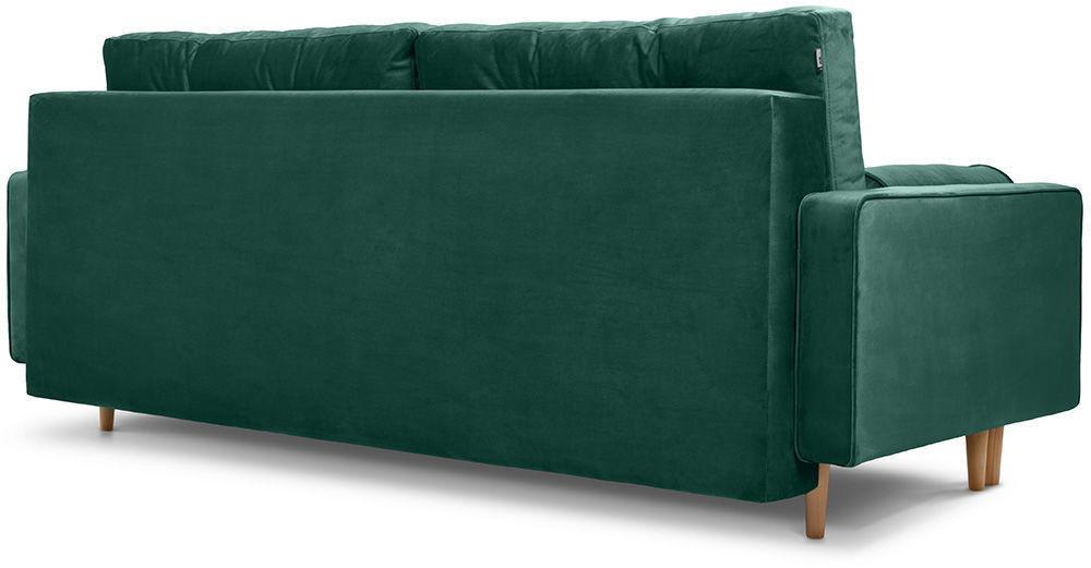 Диван Woodcraft Ситено Barhat Emerald - фото 5