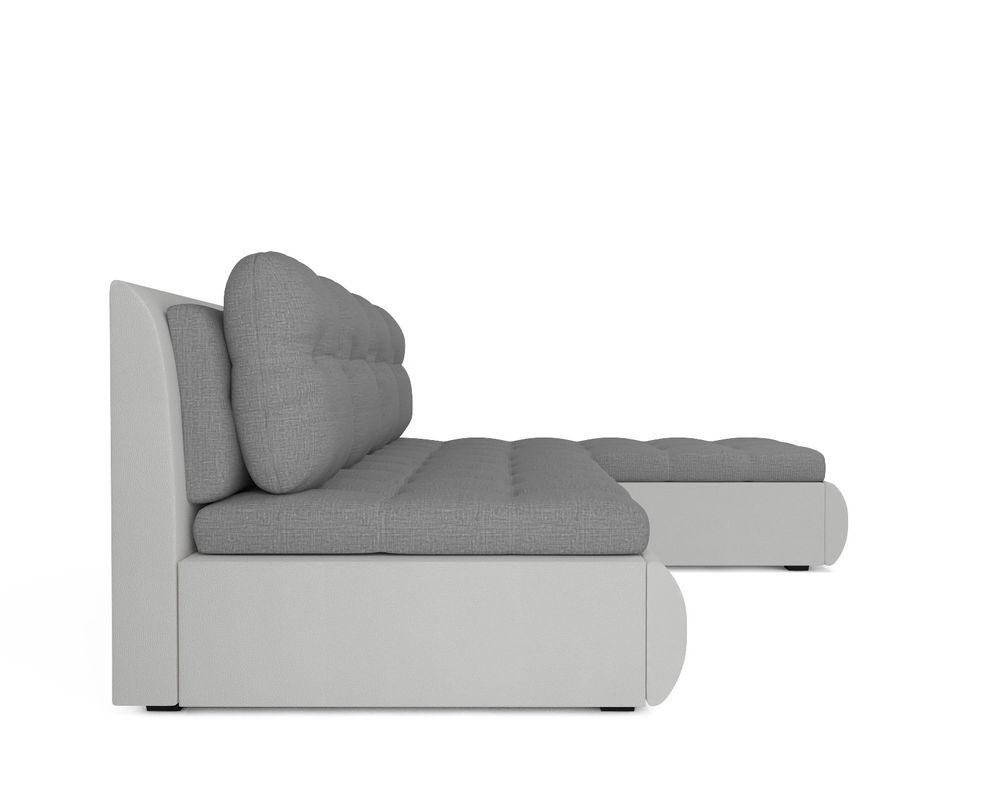 Диван Мебель-АРС Кормак (рогожка серая) - фото 3