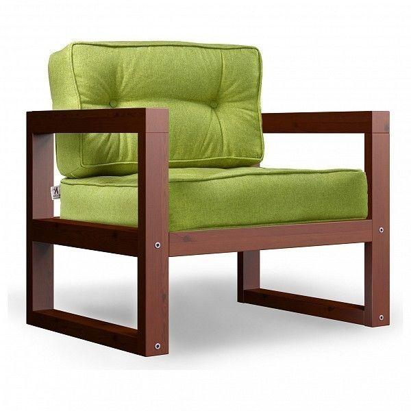 Кресло Anderson Астер AND_122set218, зеленый - фото 1
