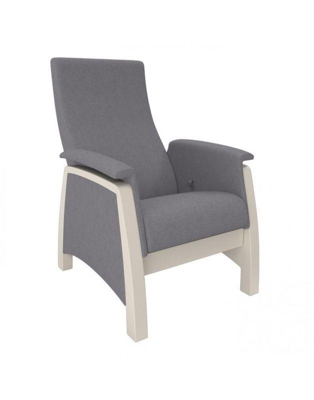 Кресло Impex Кресло-гляйдер Модель Balance-1 сливочный (Montana 804) - фото 1
