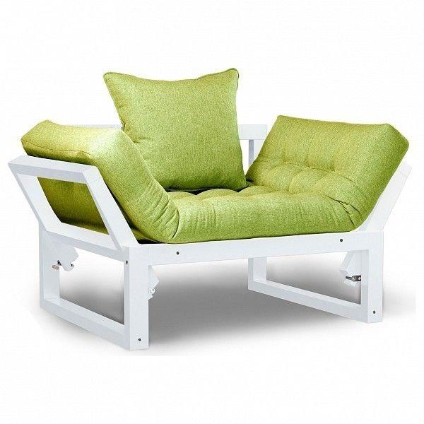 Кресло Anderson Амбер AND_120set264, зеленый - фото 1