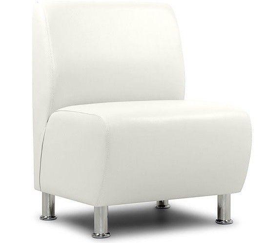 Кресло Woodcraft Крокус White - фото 1