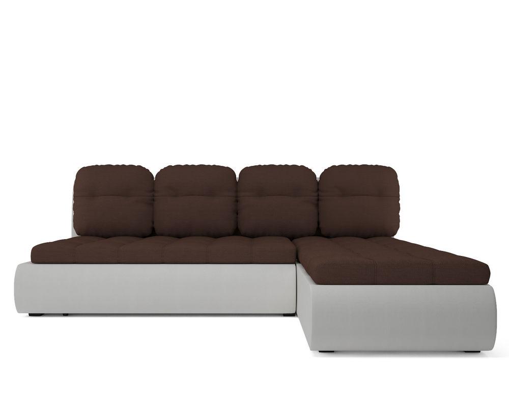 Диван Мебель-АРС Кормак (рогожка шоколад) - фото 2