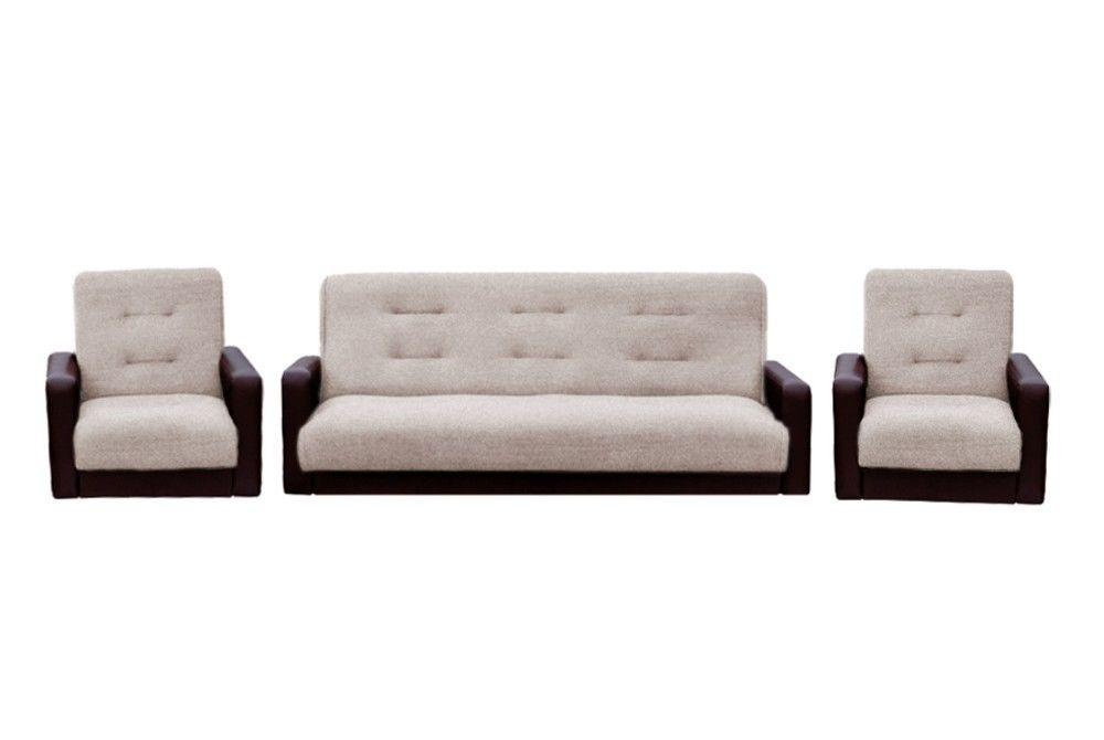 Набор мягкой мебели Квартет Комплект Лондон Комби - фото 8