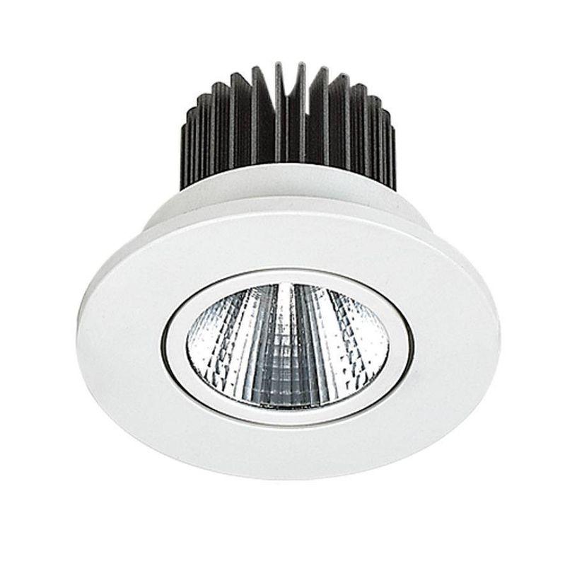 Светодиодный светильник Lucia Tucci Suomy 323.1-5W-WT - фото 1