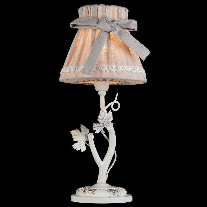 Настольный светильник Maytoni Orfeo ARM393-11-W - фото 1