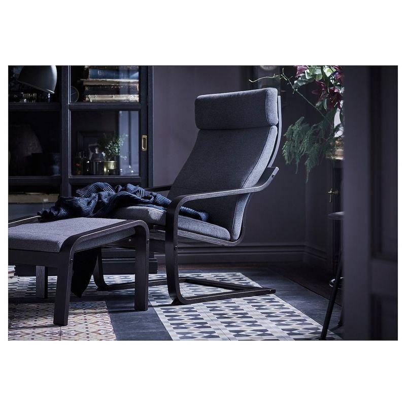 Кресло IKEA Поэнг 292.514.94 - фото 2