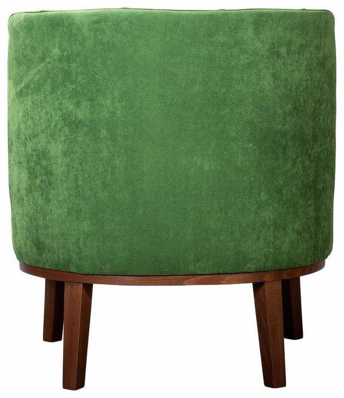 Кресло R-Home Шафран Эко RST_4000105_ehko, зеленый - фото 4