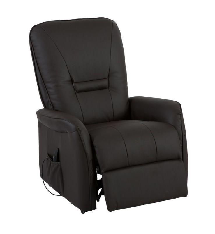 Кресло Arimax Dr Max DM02007 (Горький шоколад) - фото 3