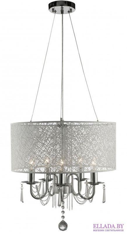 Светильник Arte Lamp LOUIS A1488SP-5CC - фото 1