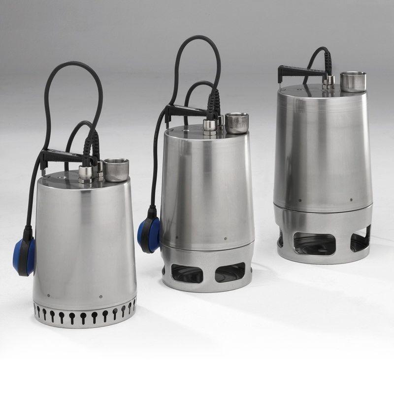 Насос для воды Grundfos Unilift AP 35.40.08.A1.V - фото 2