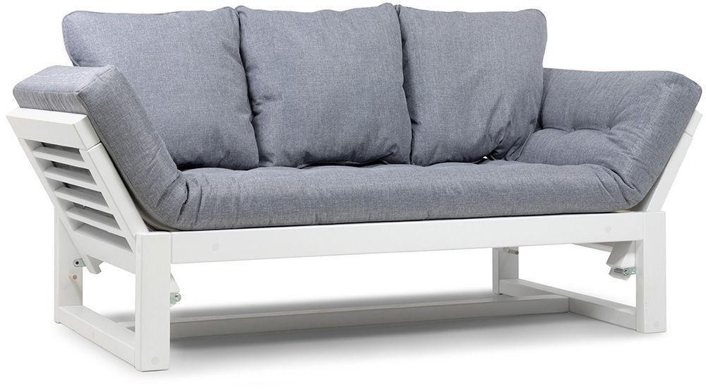 Диван Woodcraft Кушетка Балтик Textile Grey - фото 4