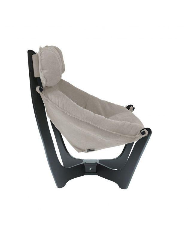 Кресло Impex Модель 11 verona (Antrazite grey) - фото 5
