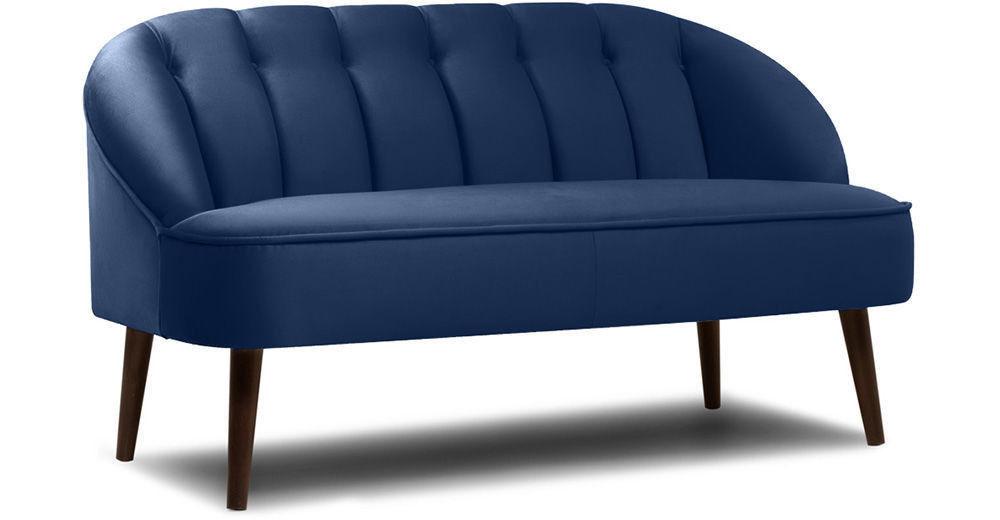 Диван Woodcraft Мона Barhat кушетка Blue - фото 3
