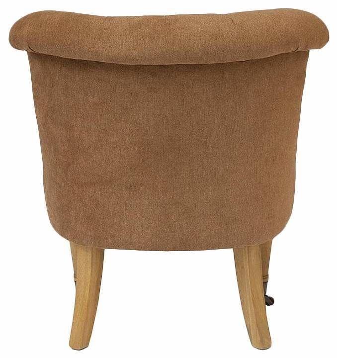 Кресло TetChair Secret De Maison Bunny (mod.CC1202) TET_10959, коричневый - фото 4