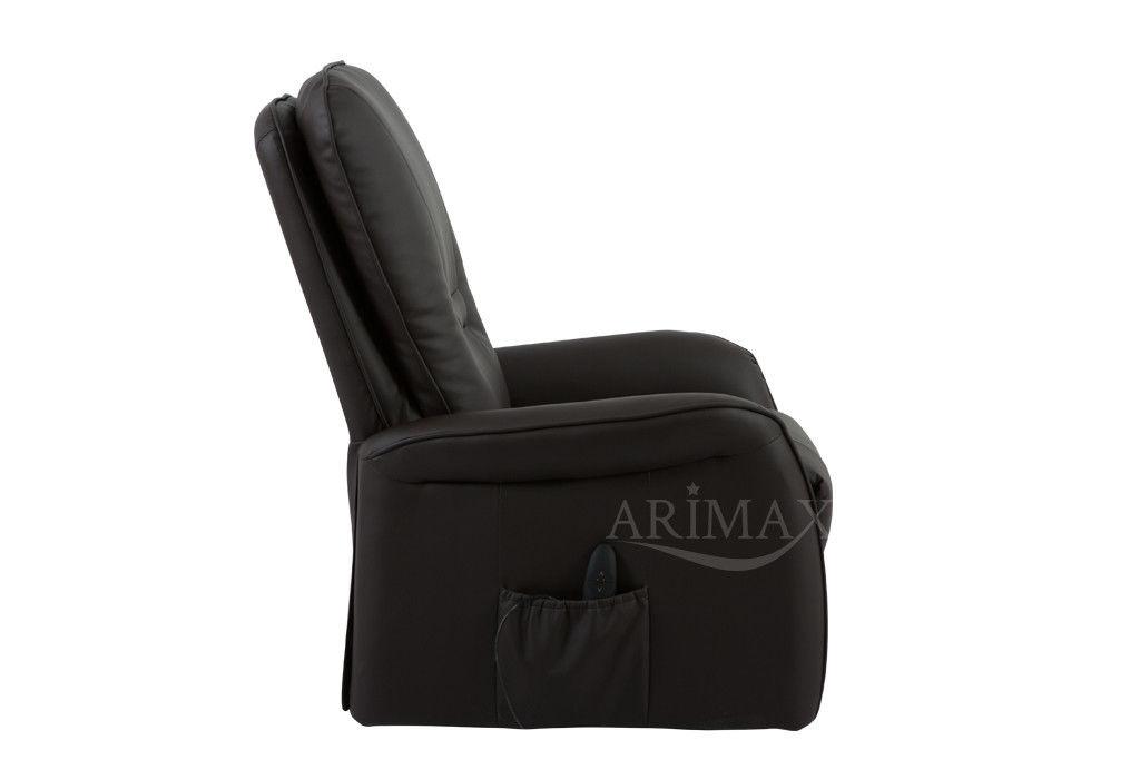 Кресло Arimax Dr Max DM02007 (Горький шоколад) - фото 5