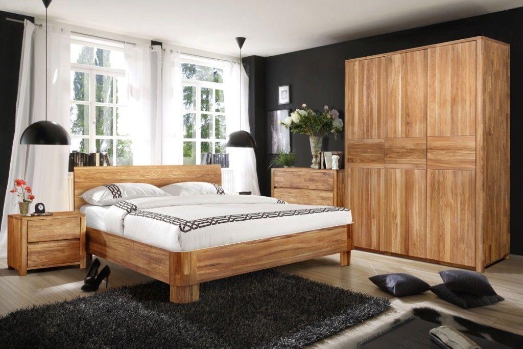 Спальня Стэнлес Лозанна (кровать, шкаф, комод, тумба) - фото 3