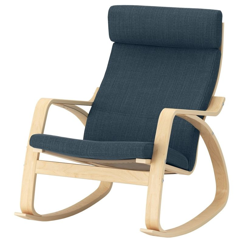 Кресло IKEA Поэнг 492.515.39 - фото 1