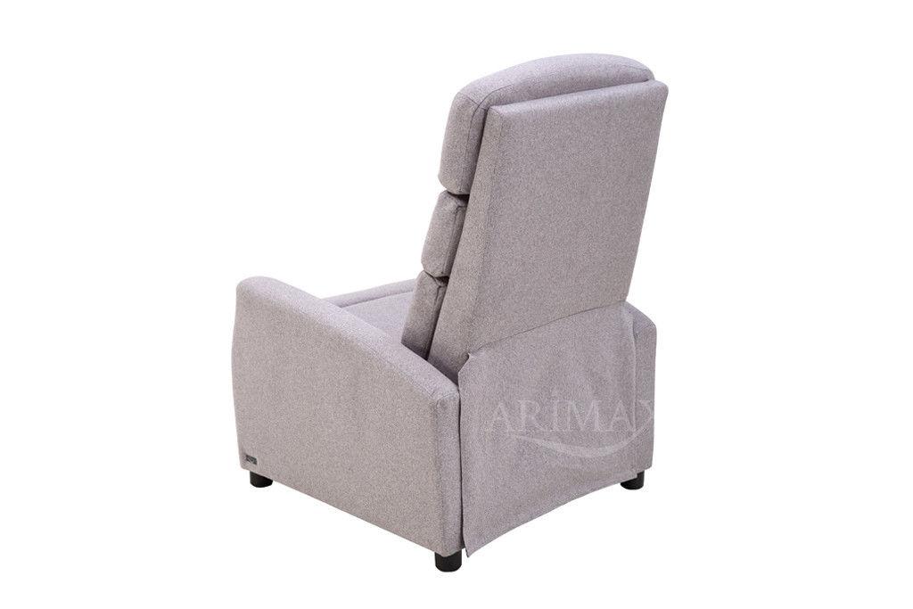Кресло Arimax Dr Max DM04003 (Теплый серый) - фото 3