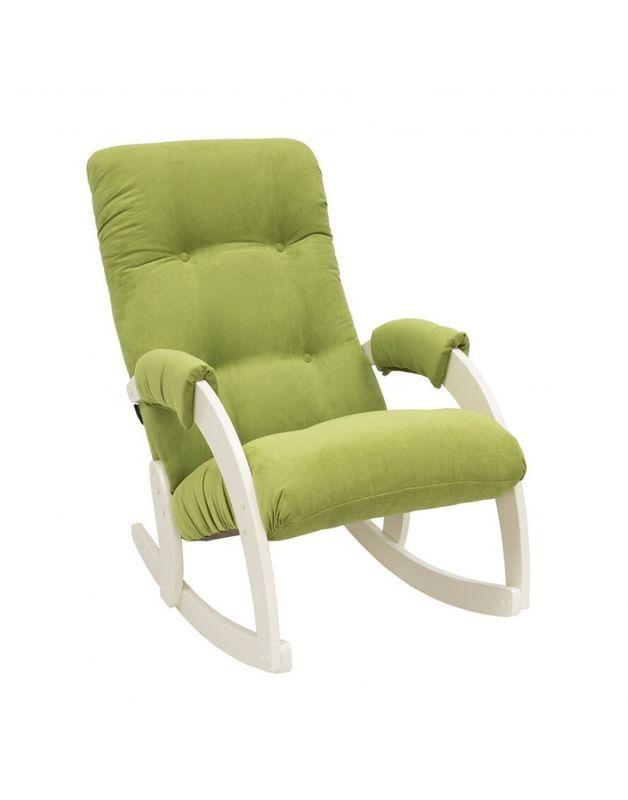Кресло Impex Модель 67 Verona сливочный (cyklam) - фото 2