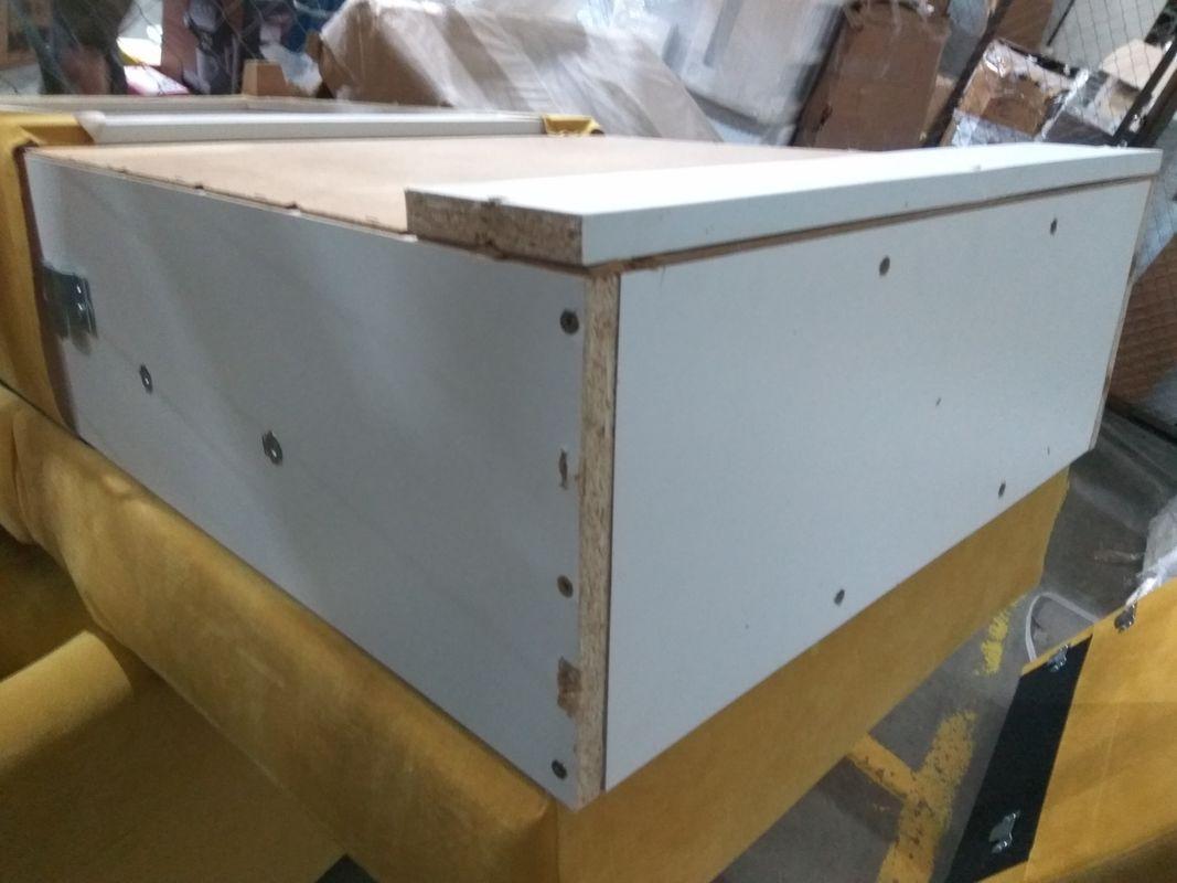 Диван Woodcraft Модульный Гувер-2 Velvet Yellow (уцененный) - фото 28