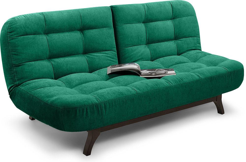 Диван Woodcraft Бонс Velvet Emerald прямой - фото 2
