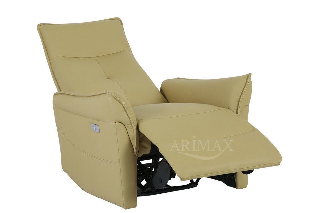 Кресло Arimax Dr Max DM02003 (Оливковый) - фото 5