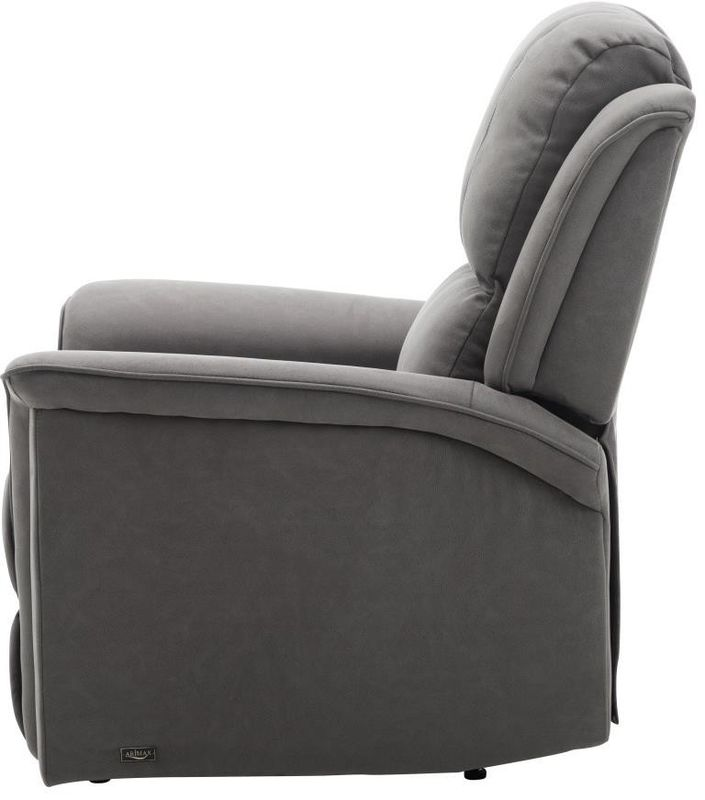 Кресло Arimax Dr Max DM05004 (Серый) - фото 4