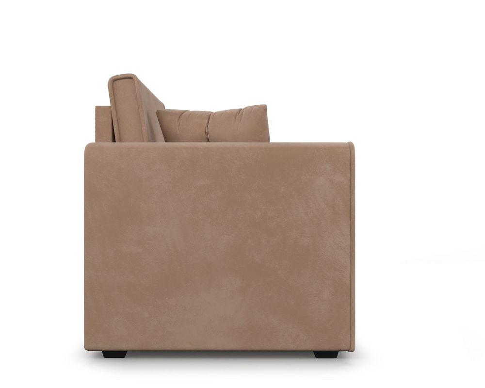 Кресло Мебель-АРС Санта (велюр бежевый - Luna 061) - фото 4
