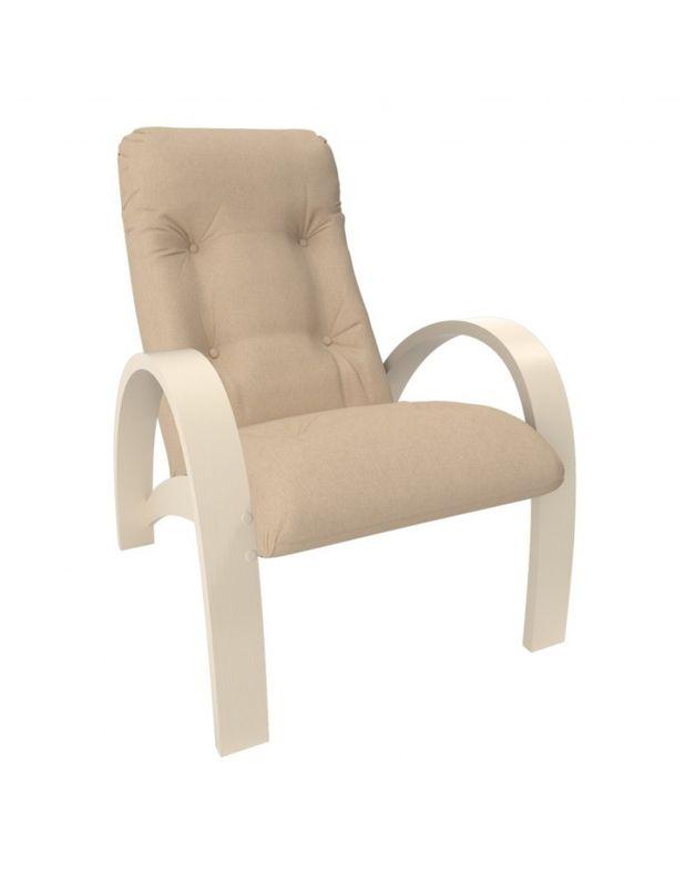 Кресло Impex Модель S7 сливочный (Montana 902) - фото 1