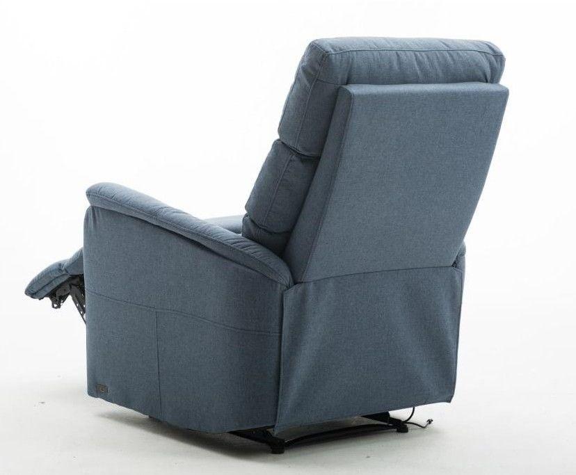 Кресло Arimax Dr Max DM05002 (Джинс) - фото 11