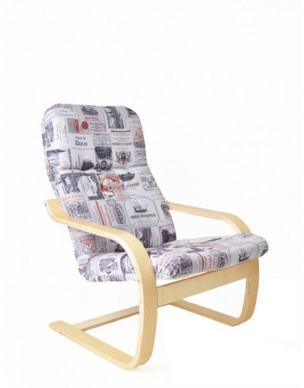 Кресло Impex Сайма ткань н.д. - фото 6