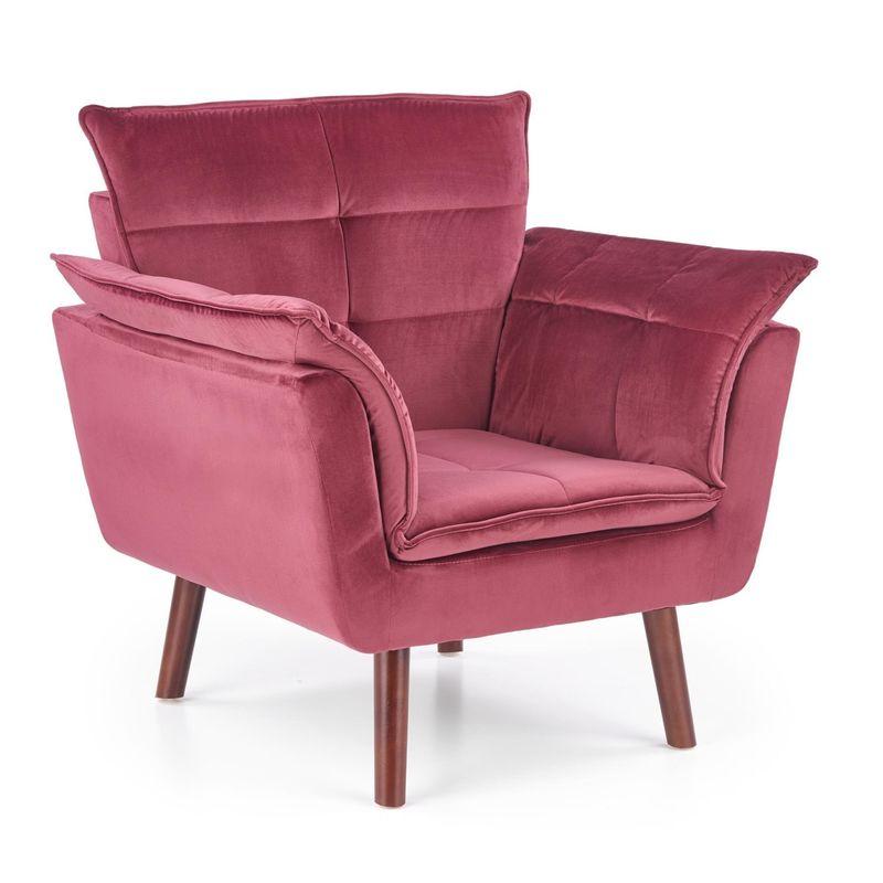 Кресло Halmar REZZO (темно-бордовый) V-CH-REZZO-FOT-BORDOWY - фото 2