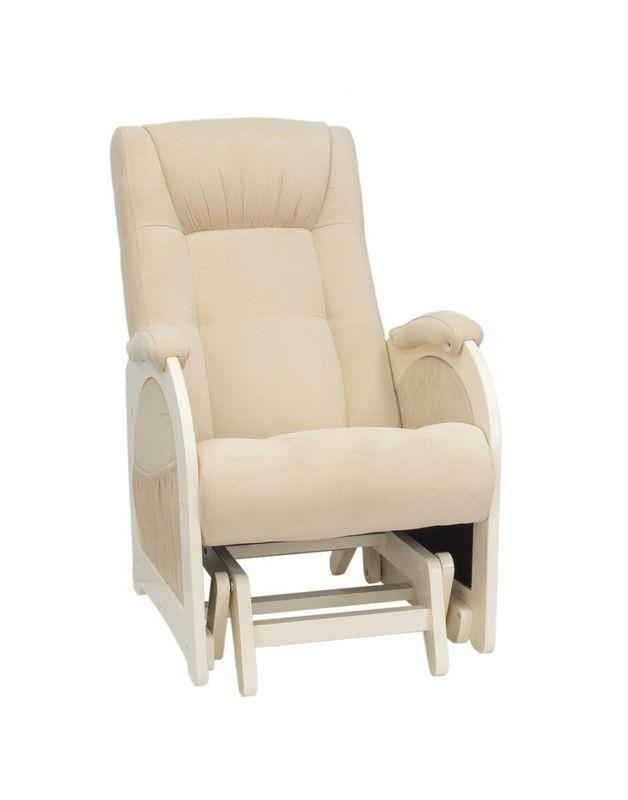 Кресло Impex Модель 48  verona сливочный  б.л. (light grey) - фото 2