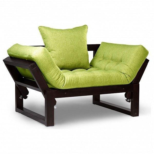 Кресло Anderson Амбер AND_120set265, зеленый - фото 1