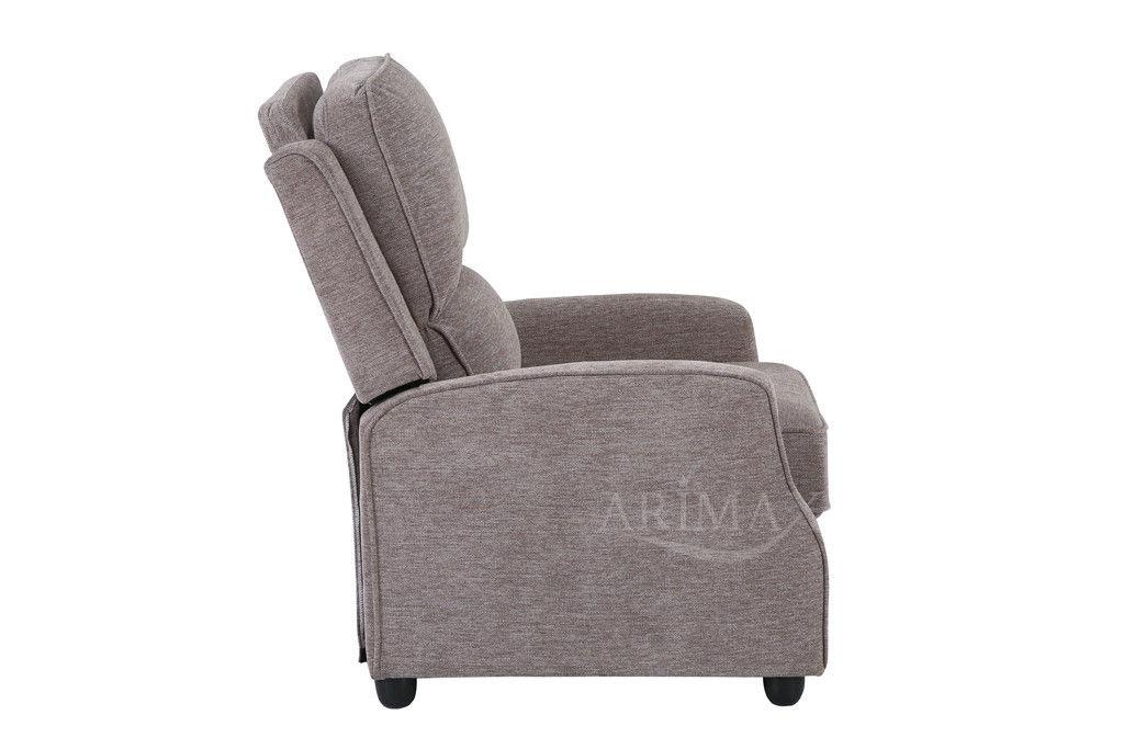 Кресло Arimax Dr Max DM02001 (Светло-коричневый) - фото 7