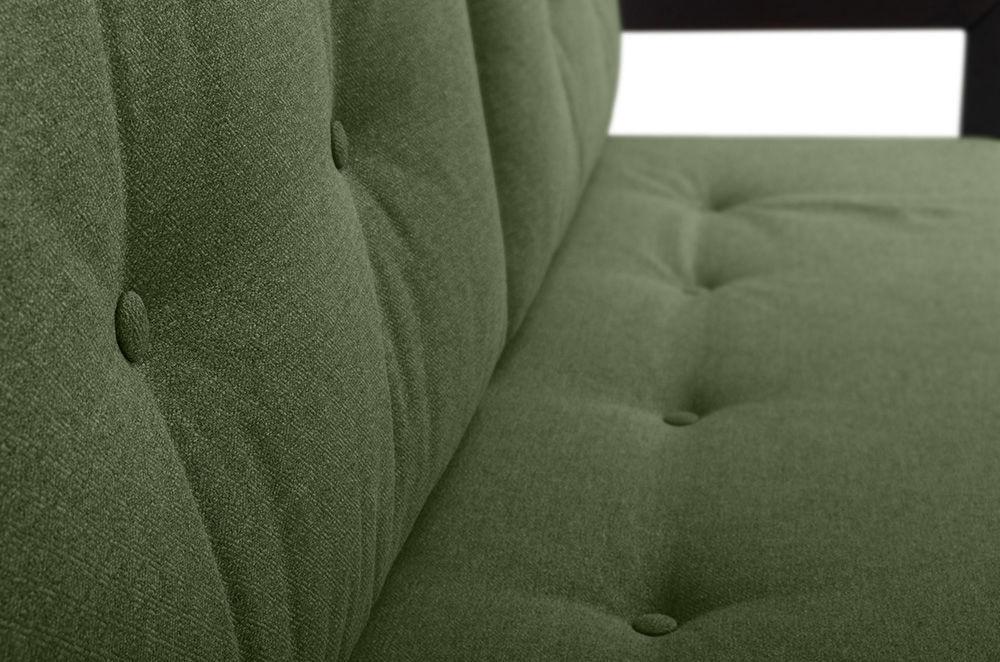 Диван Woodcraft Осхен Textile Green - фото 8