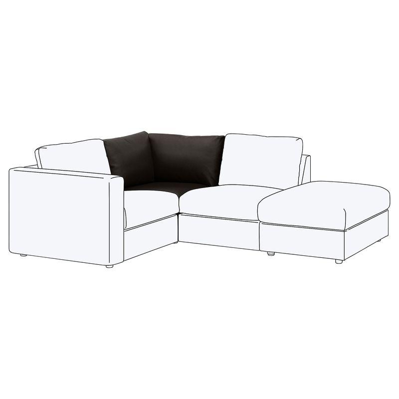 Диван IKEA Вимле [403.593.08] - фото 2