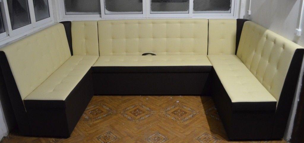 Кухонный уголок, диван Вливск-Мебель Диван 3 - фото 1