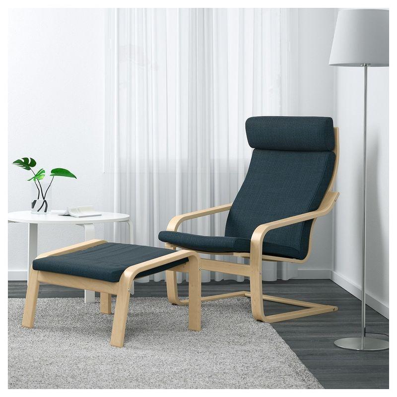 Кресло IKEA Поэнг 492.514.93 - фото 2