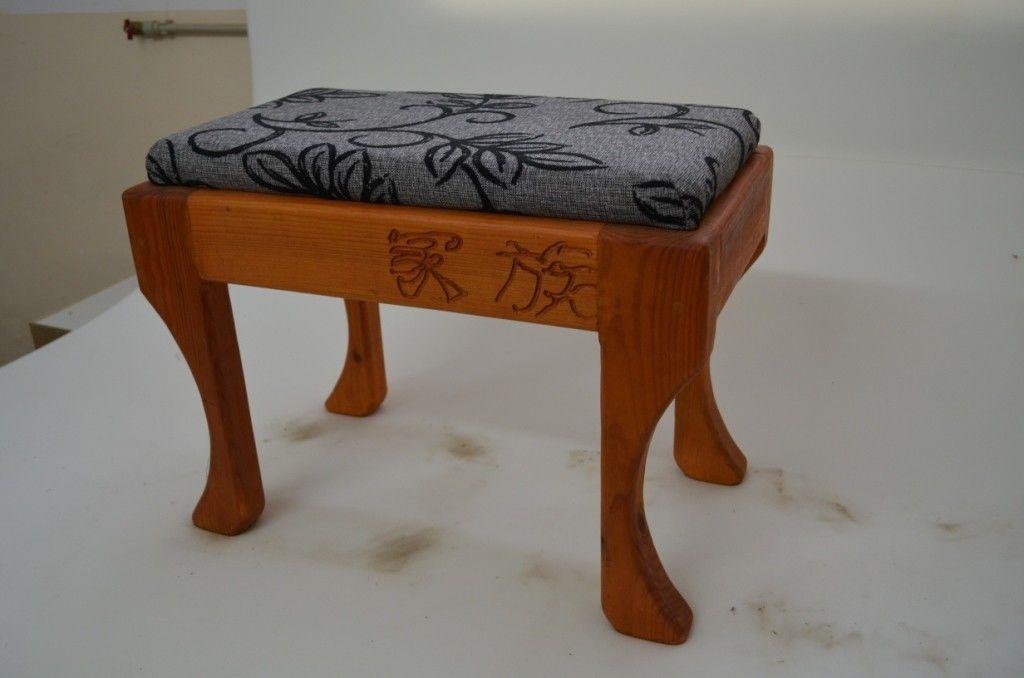 Пуфик Вливск-Мебель 36х60 см с нишей для хранения - фото 3