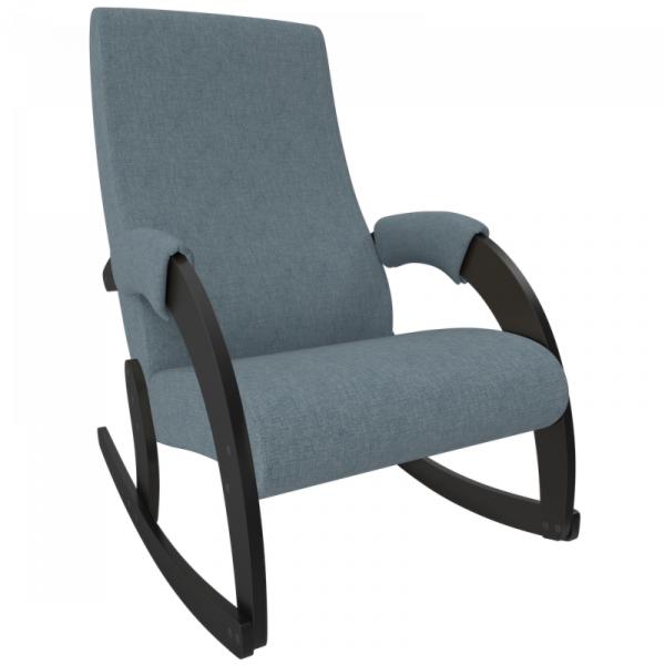 Кресло Impex Модель 67М Montana 602 венге - фото 1