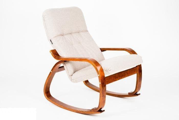 Кресло Impex Сайма Миндаль - фото 1