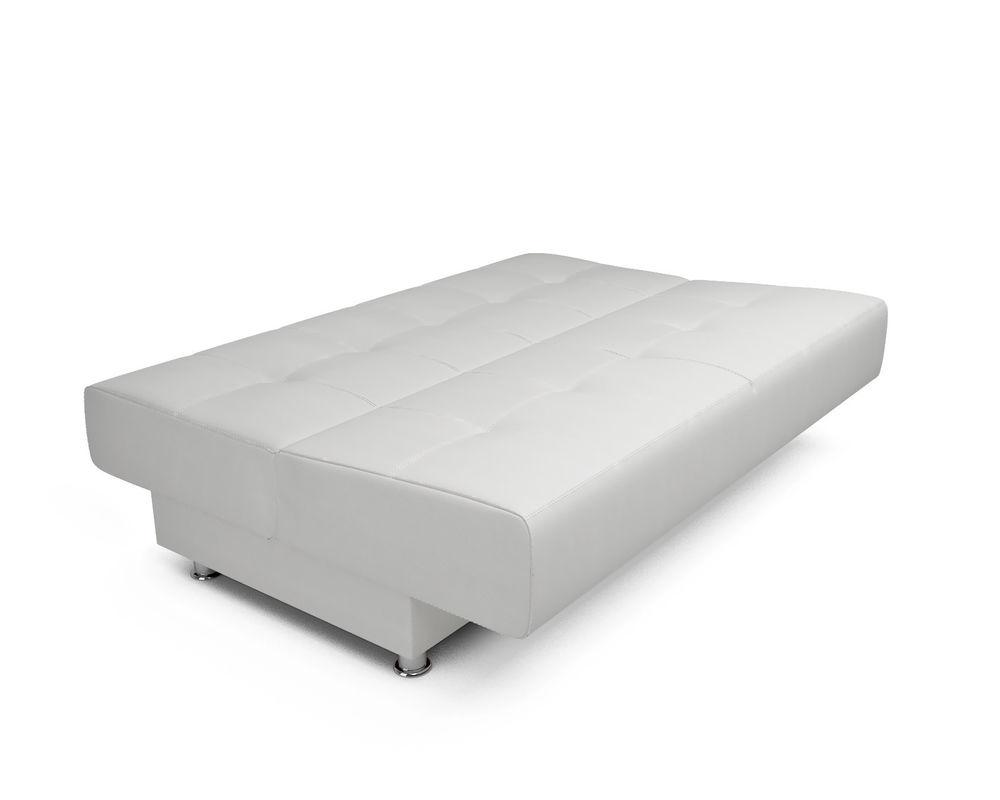 Диван Мебель-АРС Мария - экокожа белая - фото 5