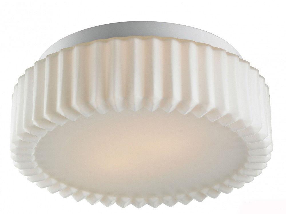 Светильник Arte Lamp AQUA IP44 A5027PL-2WH - фото 1