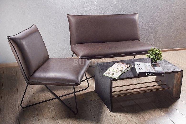 Кресло Sundays Home Loft 700x800x830мм - фото 7