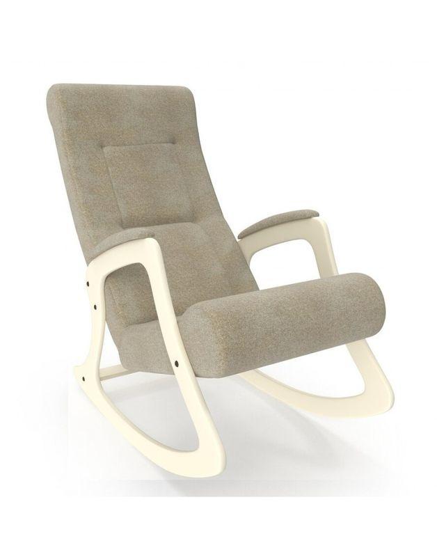 Кресло Impex Модель 2 Мальта сливочный (Мальта 1) - фото 2