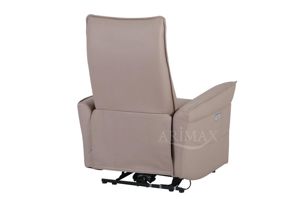 Кресло Arimax Dr Max DM02003 (Теплый серый) - фото 7