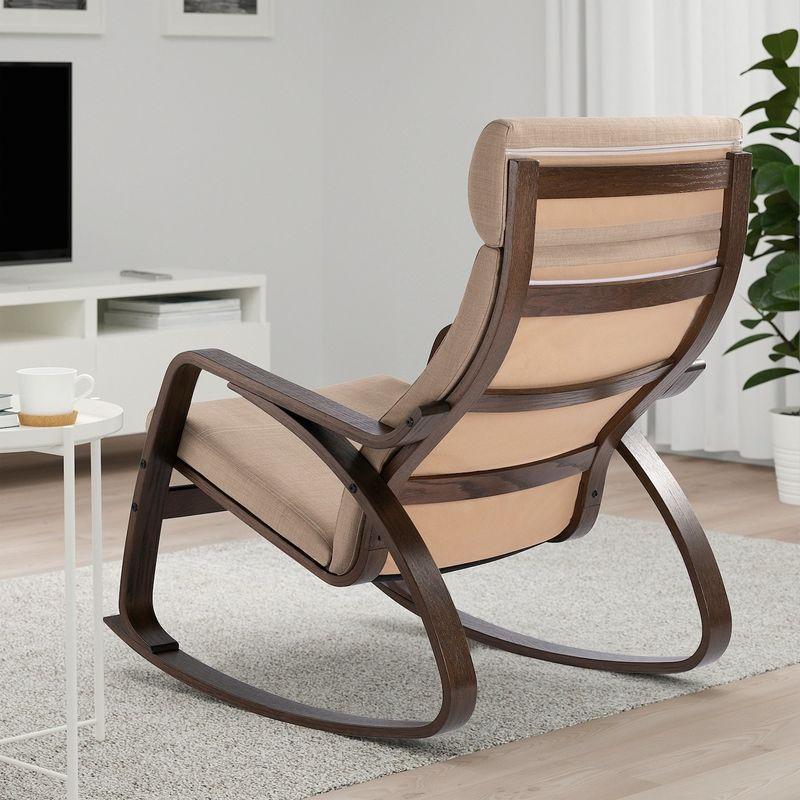 Кресло IKEA Поэнг 893.028.29 - фото 2