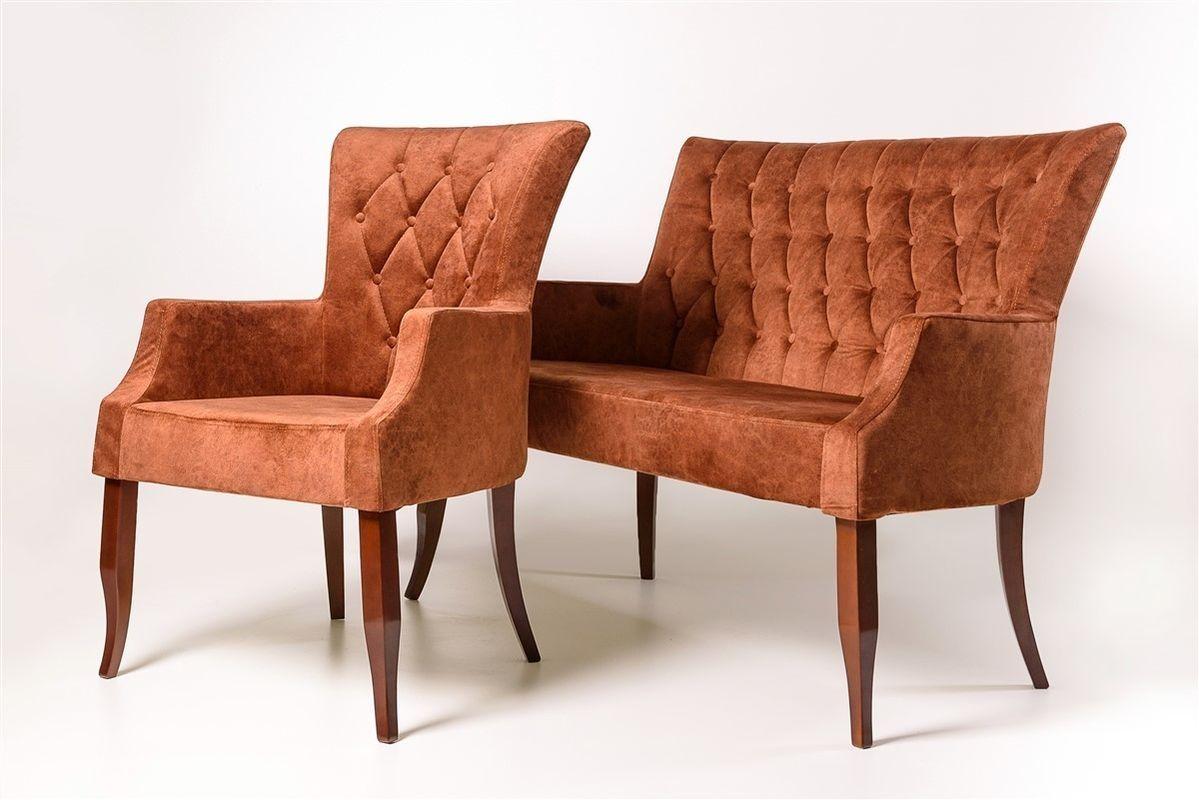 Кресло ФорестДекоГрупп Хорт (оранжевый) D-HORT-OR - фото 6